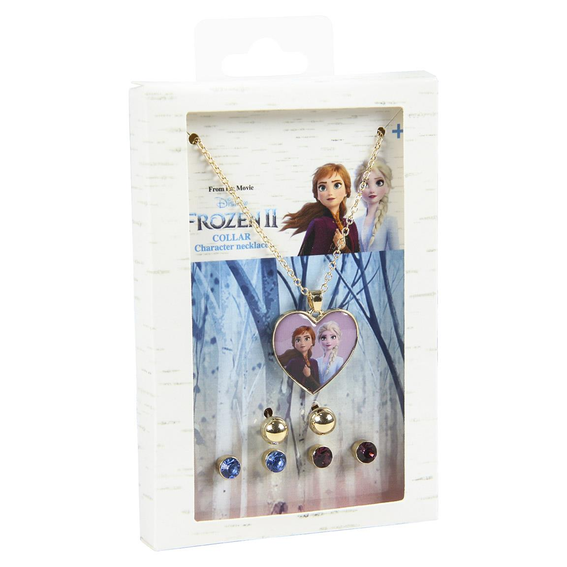 Jewelry Pack Frozen 2 OFFICIALLY LICENSED ORIGINAL Material Approved EU