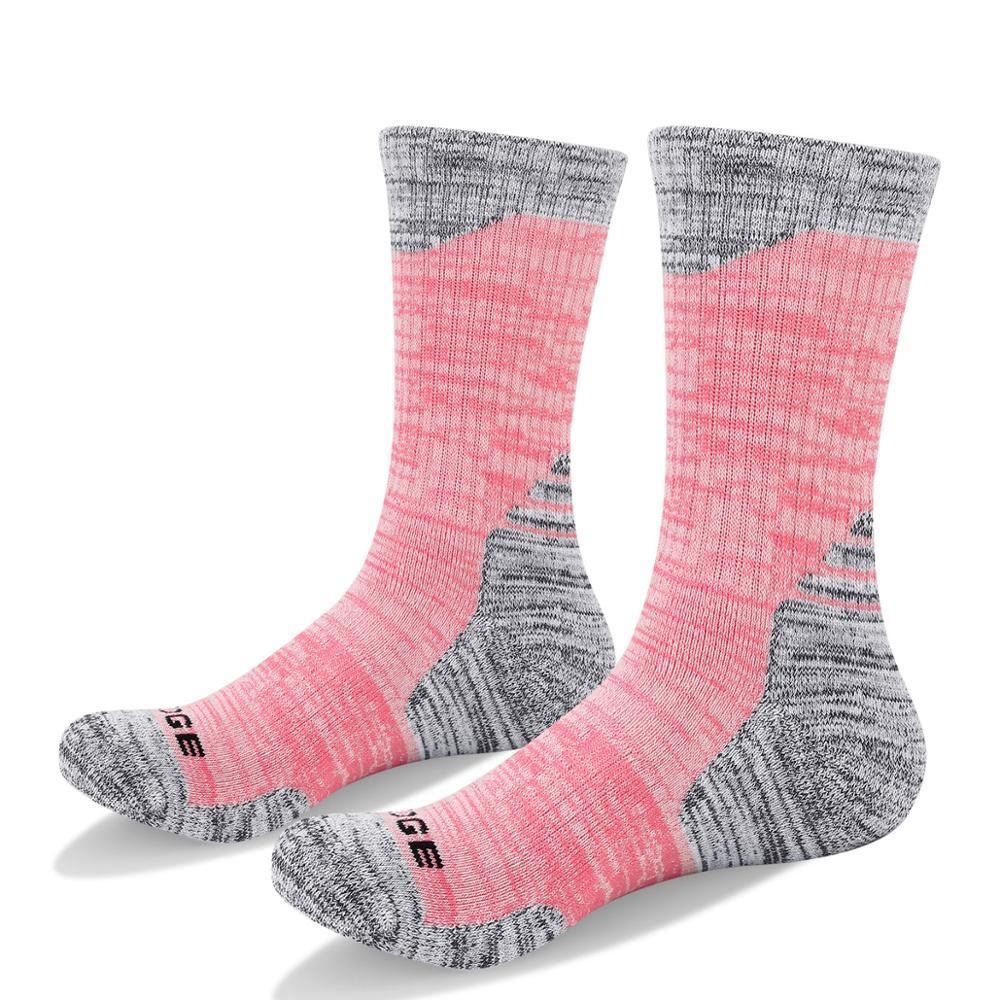 Image 5 - YUEDGE Brand Women's Cushioued Cotton Crew Socks Comfort Breathable Casual Women's Socks( 5 Pairs/Pack)-in Socks from Underwear & Sleepwears