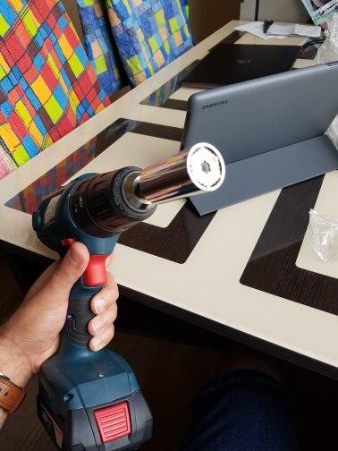 Magic Grip™ - Universal Socket photo review
