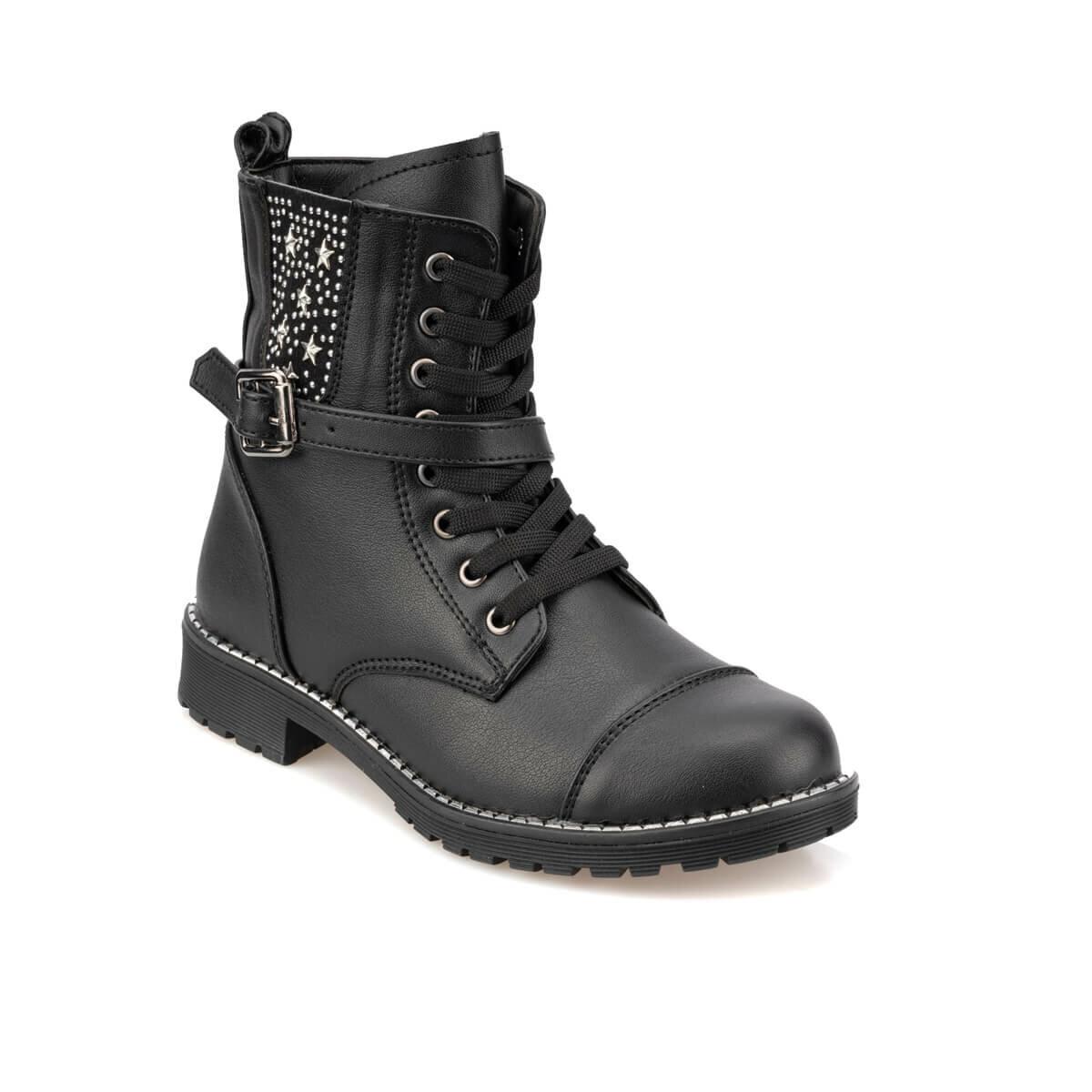 FLO 92. 511814.F Burgundy Female Child Boots Polaris