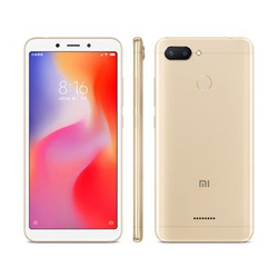Xiaomi Redmi 6, wersja globalna, zespół 4G/LTE, Dual SIM, 3 twarde GB pamięci RAM, 64 bardzo ciężko GB pamięci wewnętrznej, 3000 mAh, (13,8 cm (spodnie 5