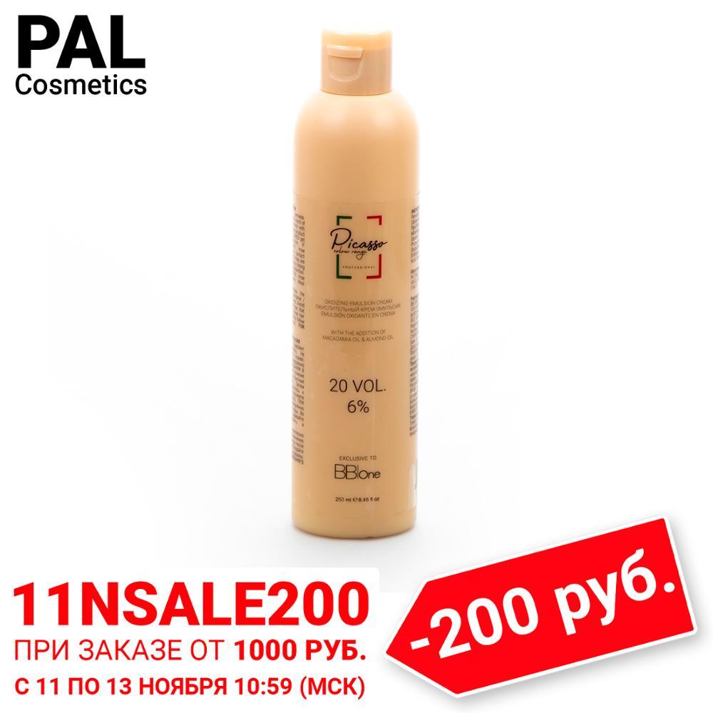 BB one oxidizer 6% Picasso/oxidizing 250 ml