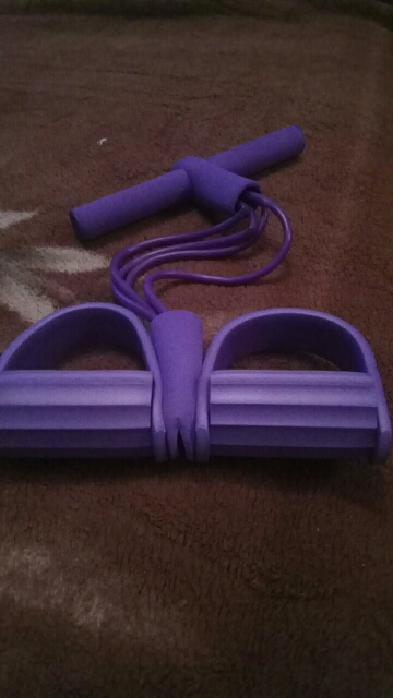 Indoor Fitness Sit-Up Exerciser
