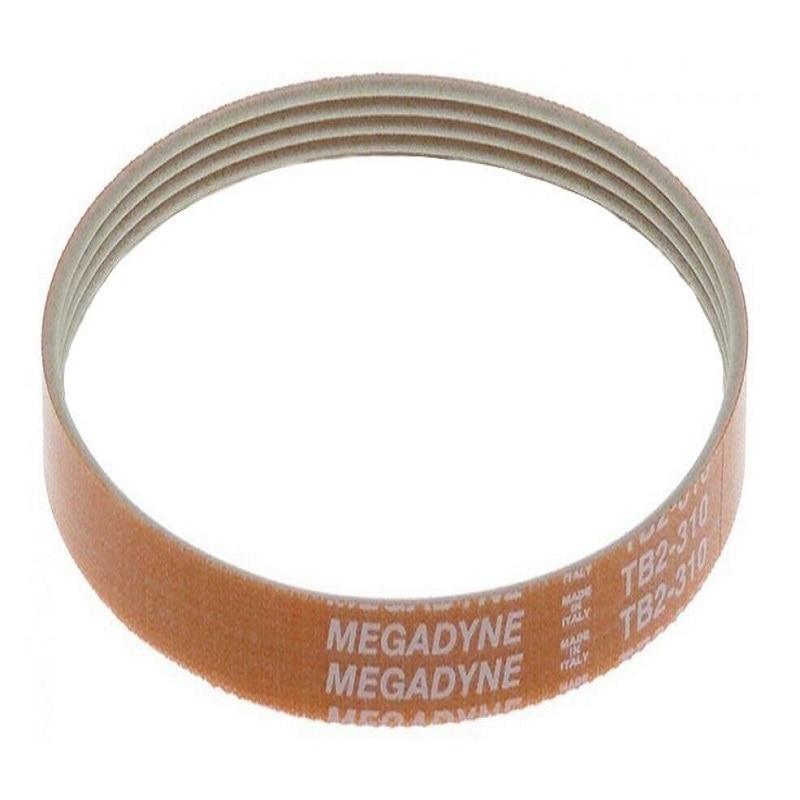 CINGHIA COMPRESSORE MEGADYNE TB2 310 Mm - 4 NERVATURE - 3 GOLE - CINGHIA DI RICAMBIO BELT