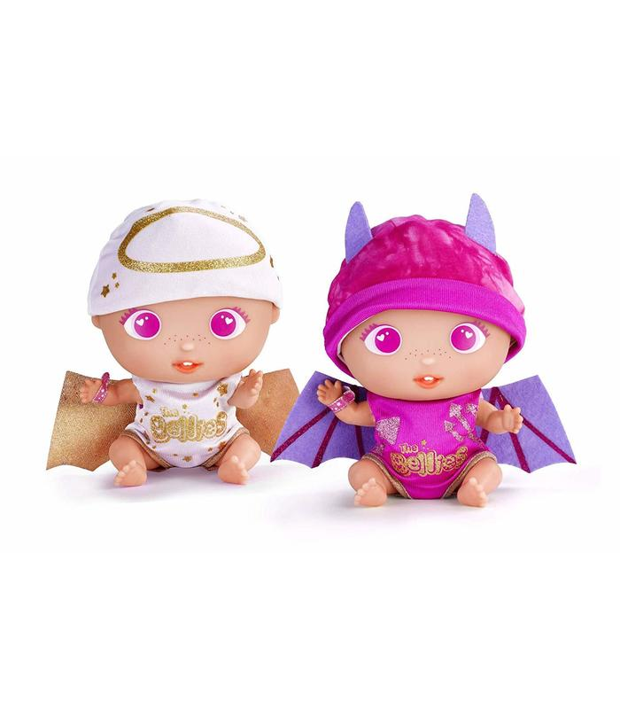 Belly-ropita Funny Costume Reversibe Angel Or Demon Toy Store Articles Created Handbook