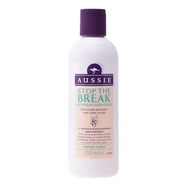Nourishing Conditioner Stop The Break Aussie (250 Ml)