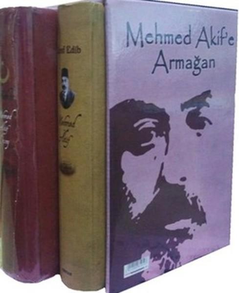 Mehmed Akif'e Gratuity Mehmed Akif, Ashraf Edib Declare Yayıncılık