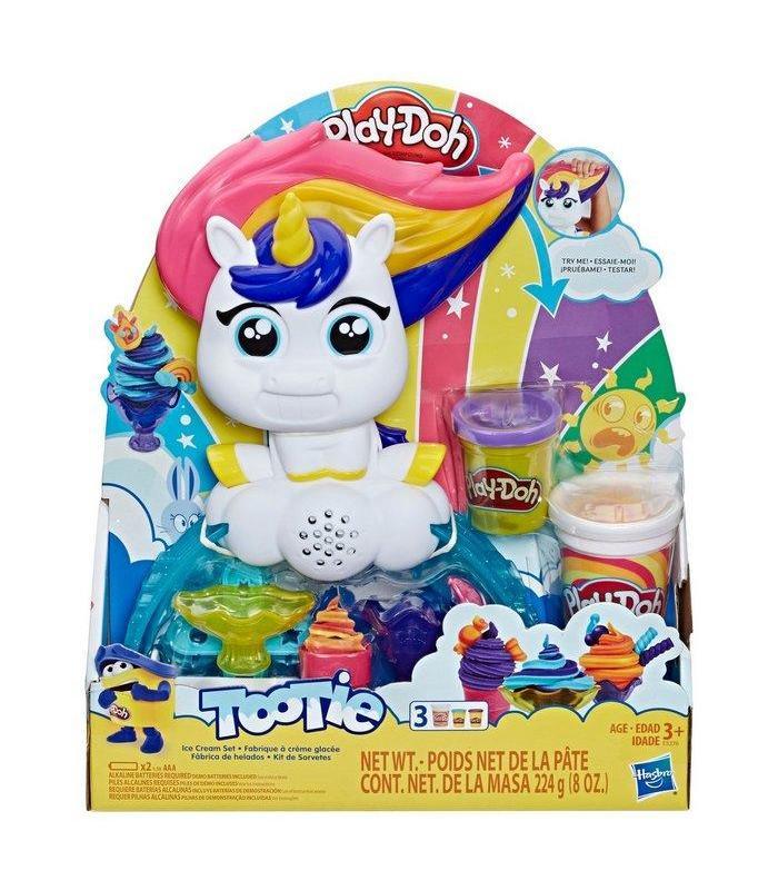 Play Doh Unicorn Ice Cream Delicious Toy Store