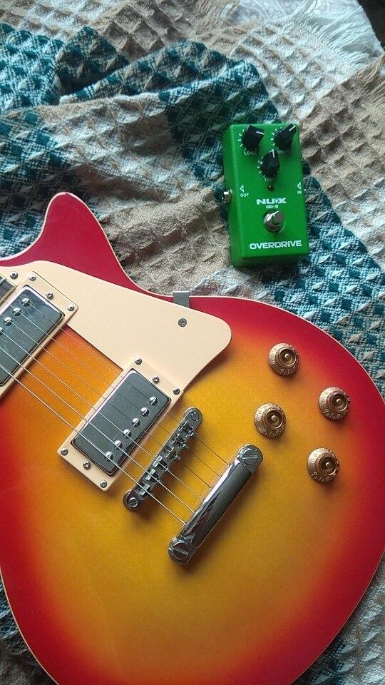 Peças e acessórios p/ guitarra Qualidade Qualidade Efeito