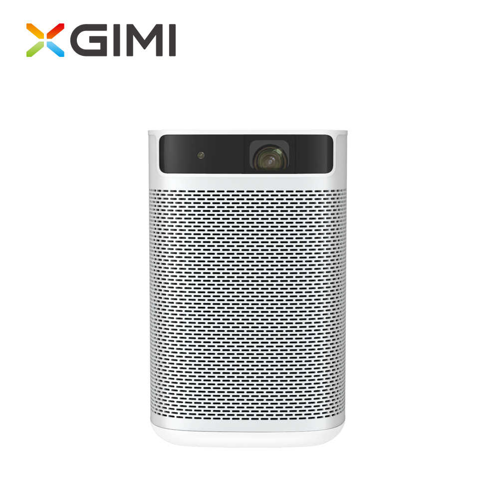 Xgimi Mogo Smart Portable Projector Android 9.0 Mini Projector Proyektor dengan 10400 M Ah Full HD DLP Portabel Projector