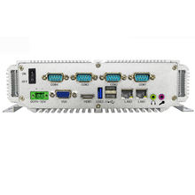 Контрольный промышленный компьютер с процессором intel celeron