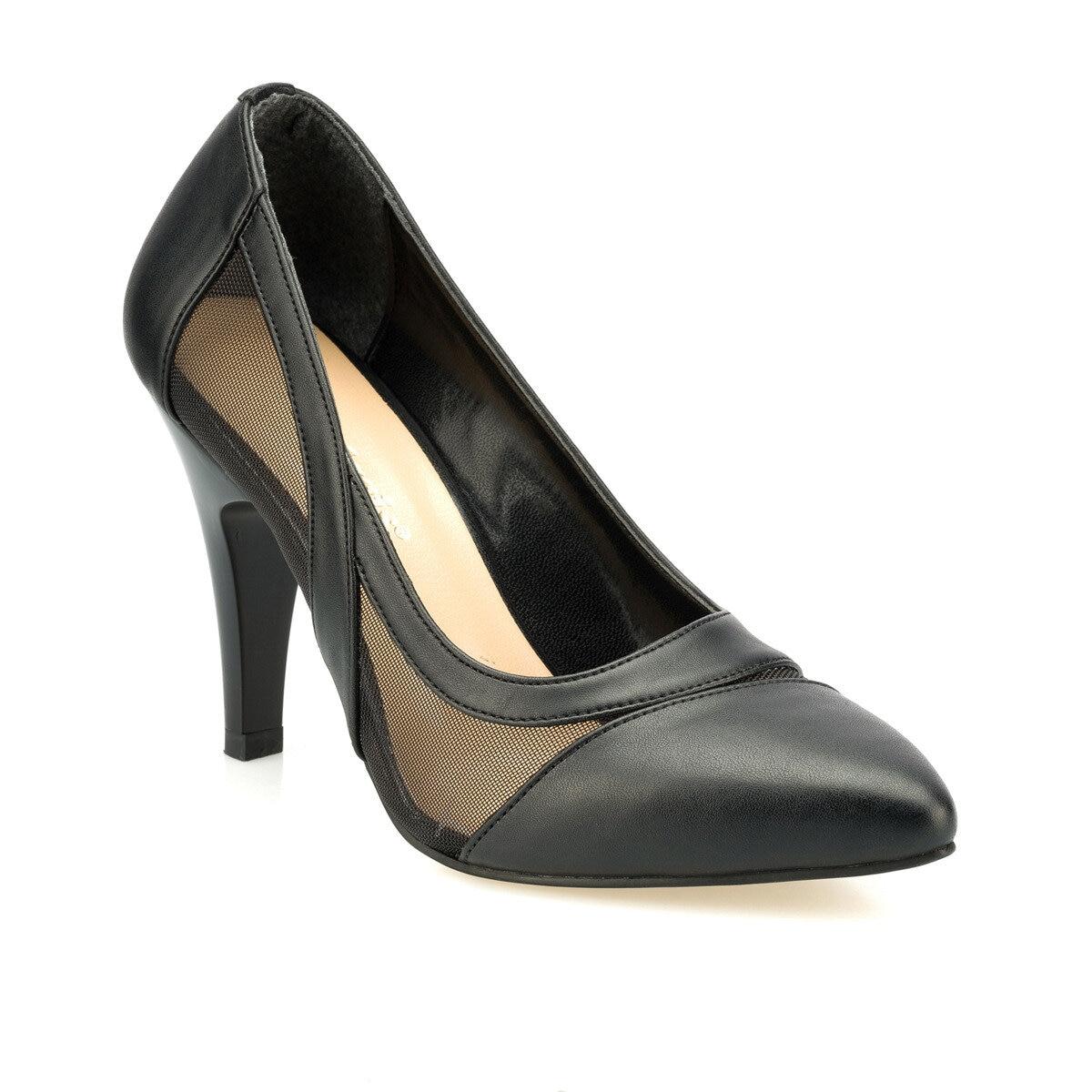 FLO 315116.Z Black Women Gova Shoes Polaris