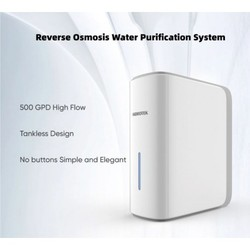 Osmoseur inverse compact Snow Burg 500 GPD. Débit direct 2000 litres / jour