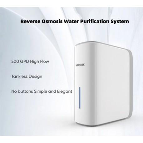 Osmosis Compact Snow Burg 500 GPD. Direct Flow 2.000 Litres/dia
