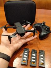 Delivery to Ukraine month came to new mail. This is my tenth drone and there is something