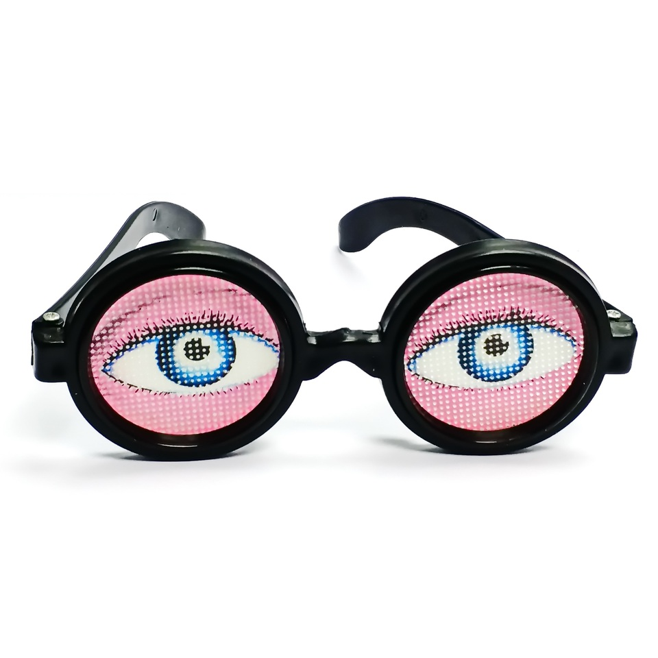 1 Pc Big Eyes Goofy Black Frame Thick Glasses Funny Toy Party Favour Pinata Favor Joke Game Birthday Filler Bag Party Favors Aliexpress