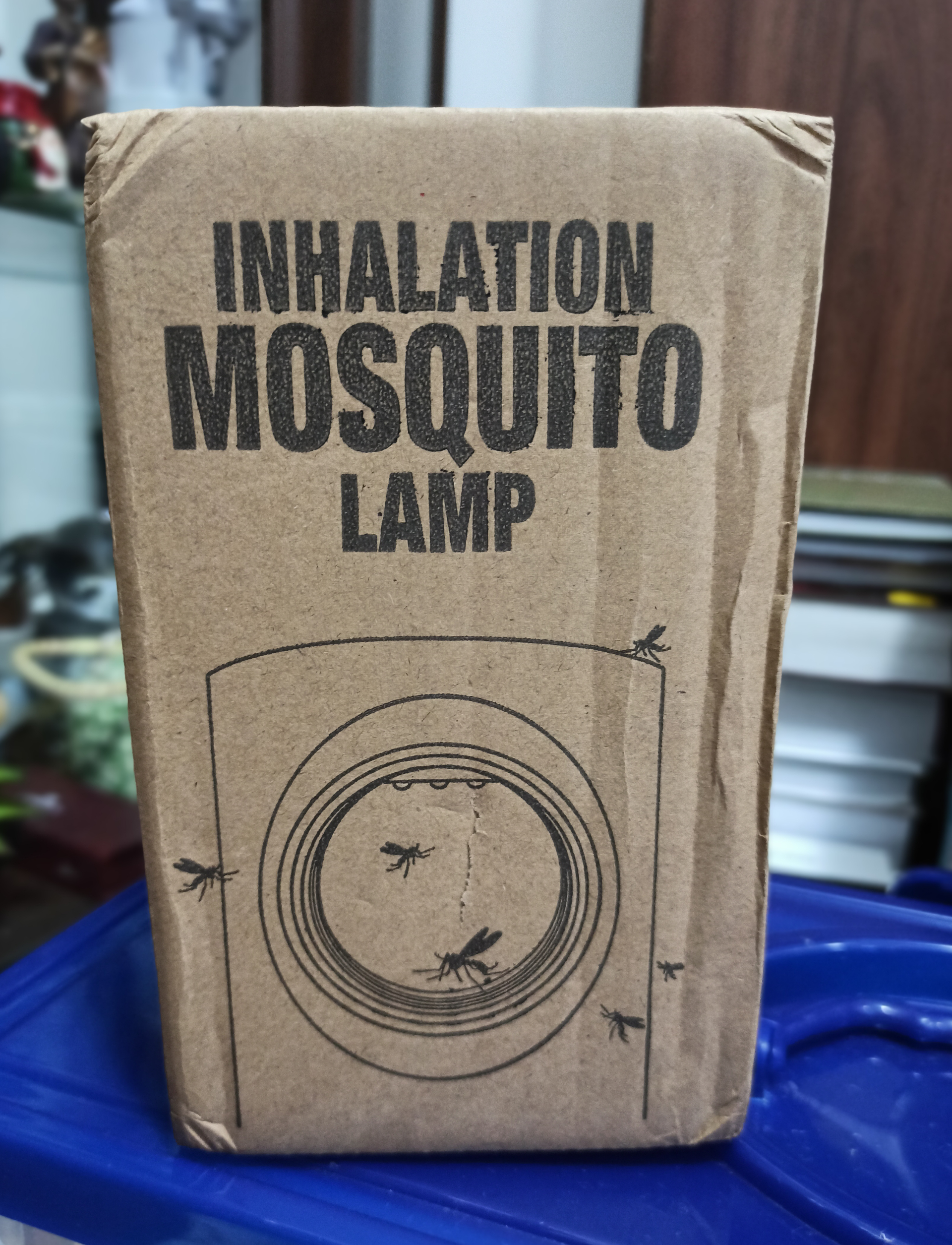 Mata Mosquito Pernilongo Lâmpada LED Carregamento USB photo review