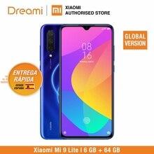 Global Versie Xiao mi mi 9 lite 64 Gb rom 6GB ram (ORIGINELE) Mi 9 lite64gb, mi 9 lite, mi 9lite64