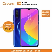 Version Globale Officielle Xiaomi Mi 9 Lite 64GB ROM 6GB RAM (Original) mi 9 lite64gb, mi 9 lite, mi 9lite64