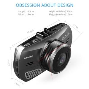 Image 5 - Azdome M11 Dash Cam 3 Inch 2.5D Ips Scherm Vol HD1080P Auto Camera Dvr Dual Lens Nachtzicht 24H parking Monitor Dashcam Gps