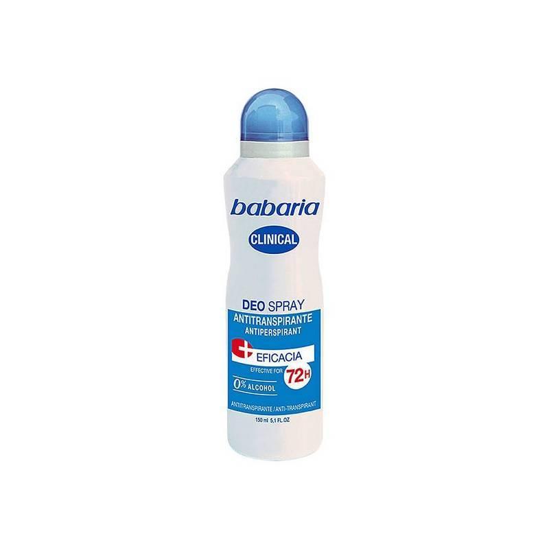 Deodorant Spray Clinical Babaria (150 Ml)