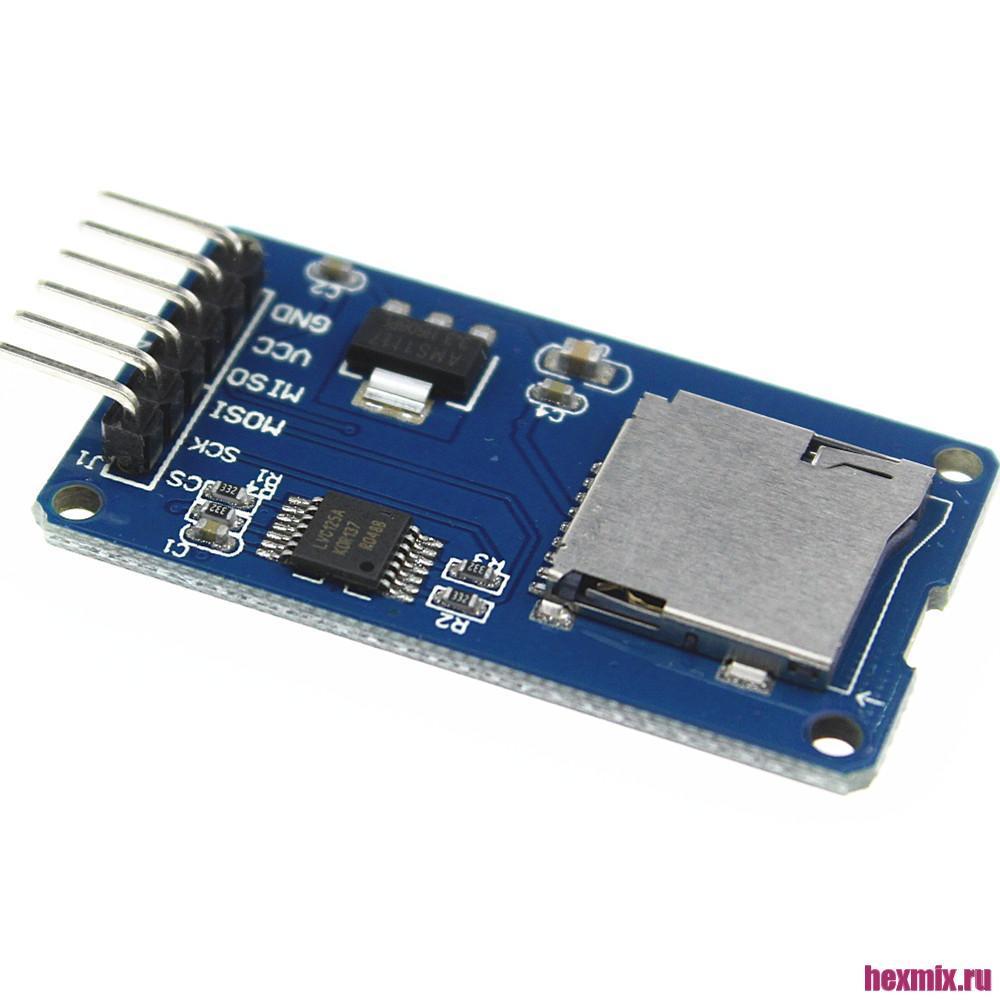 Adapter MicroSD Memory Card