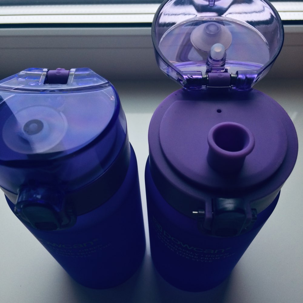 HOT Water Bottle 800ml 1000ml Plastic Direct Drinking Bottle School Water Bottles Shaker Bottle Gourde En Plastique Sport|Water Bottles|   - AliExpress