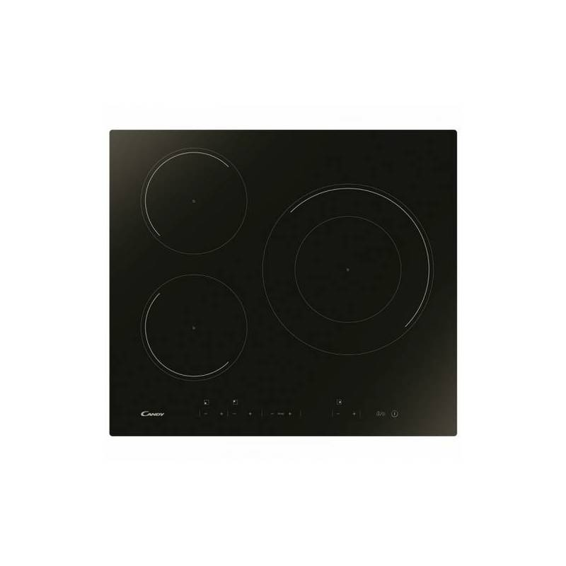 Induction Hob Candy CID633DC 60 Cm 7100W (3 Cooking Zones)