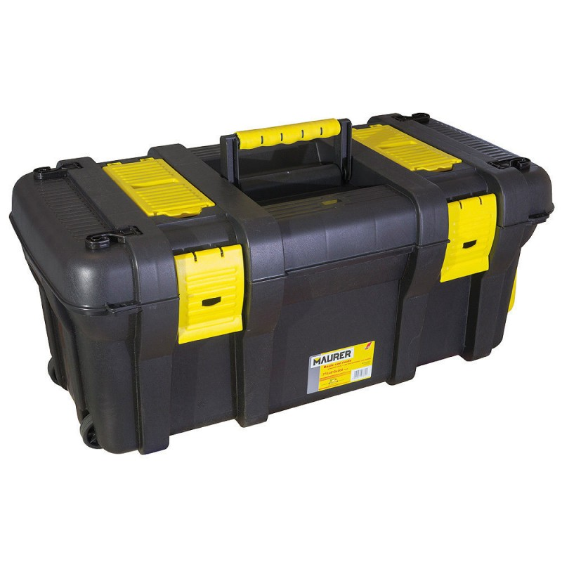 Tool Box Maurer 770x410x400mm. (Trunk With Wheels)