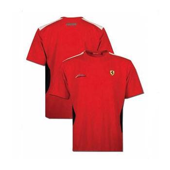 T-shirt man Ferrari Fernando Alonso R red size L