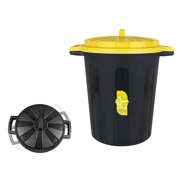 Recycling Waste Bin (ø 44,5 X 55,7 X 59,8 Cm)