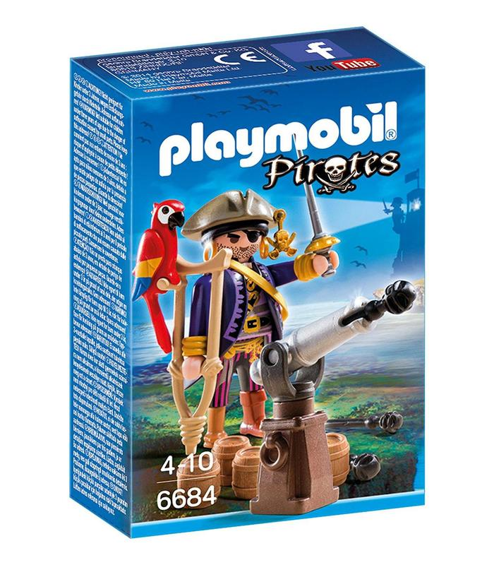 Playmobil 6684 Capitan Pirate Toy Store Articles Created Handbook