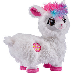 Interactive Toy Zuru Pets Alive Dancing Llama sound