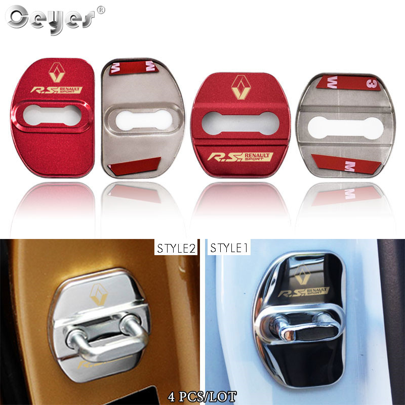 door lock cover for Renault 3D (22)