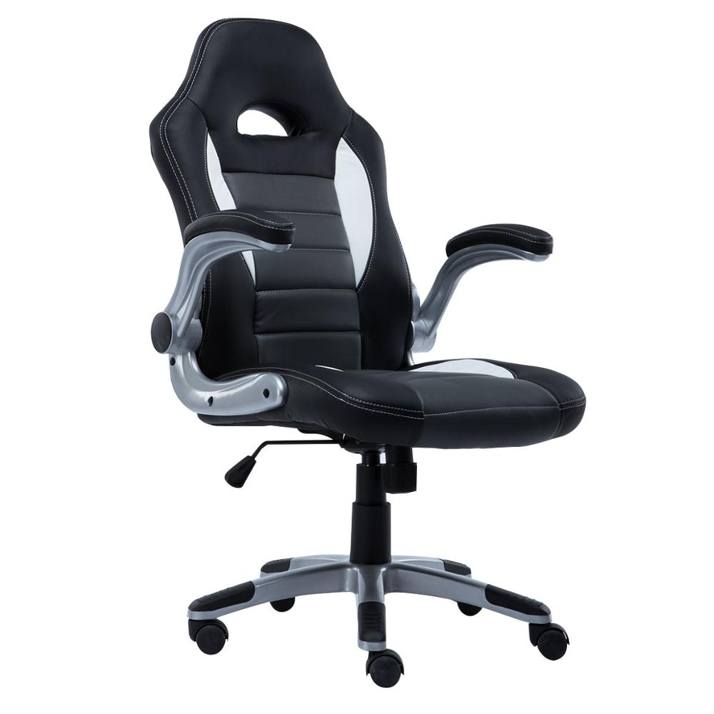 SOKOLTEC Professional Computer Chair LOL Internet Cafes Sports Racing Chair WCG Play Gaming Chair Office Chair Lying And Lifting e sports leather game seat internet bar sports lol racing chair comfortable youtuber computer chair