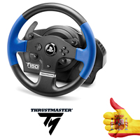 Thrustmaster T150RS Steering Wheel PS4/PS 3/PC Force Feedback Licensed Official PlayStation