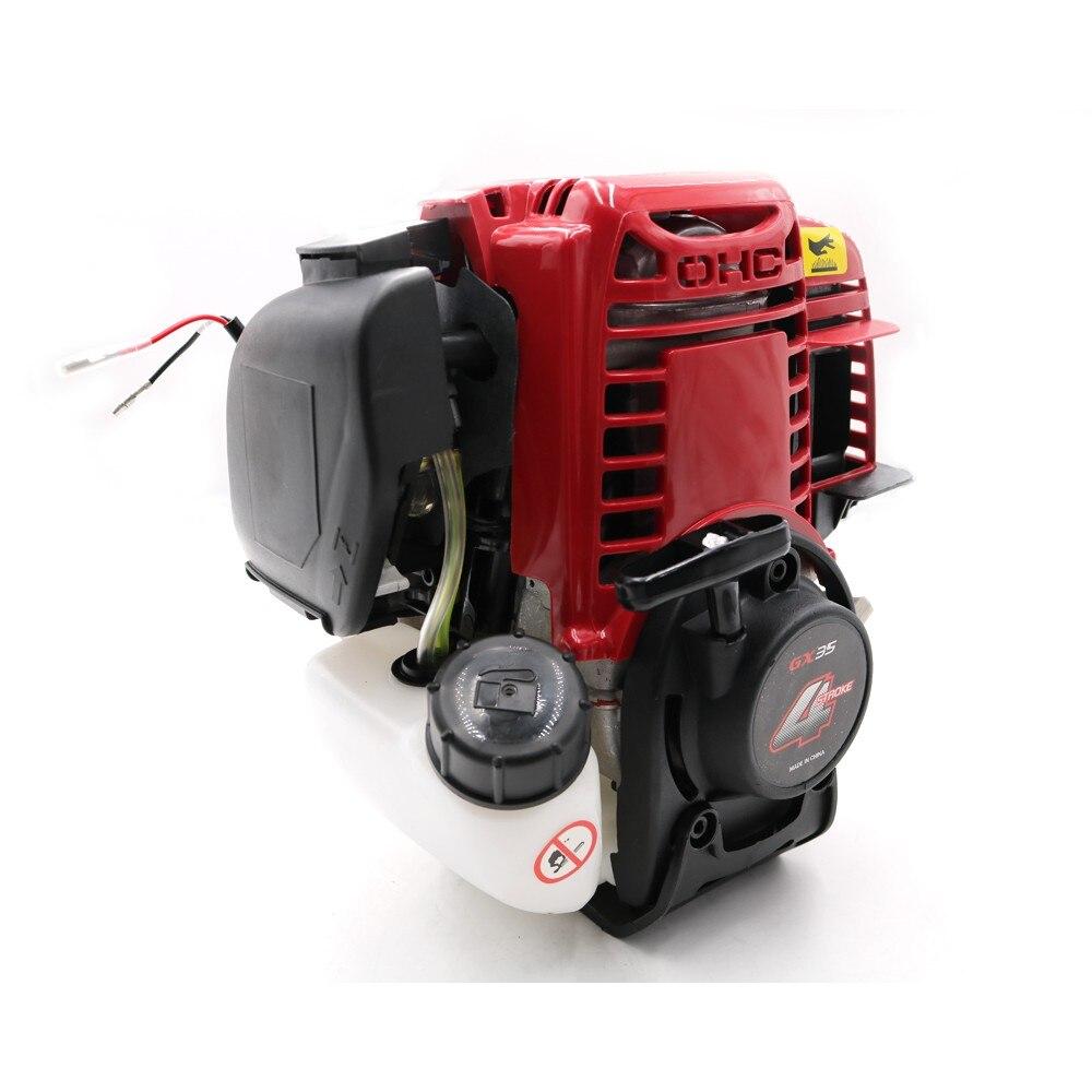 8cc Engine Stroke 4 Engine Engine CE Gasoline Cutter Aftermarket Brush 35 Petrol Engine GX35