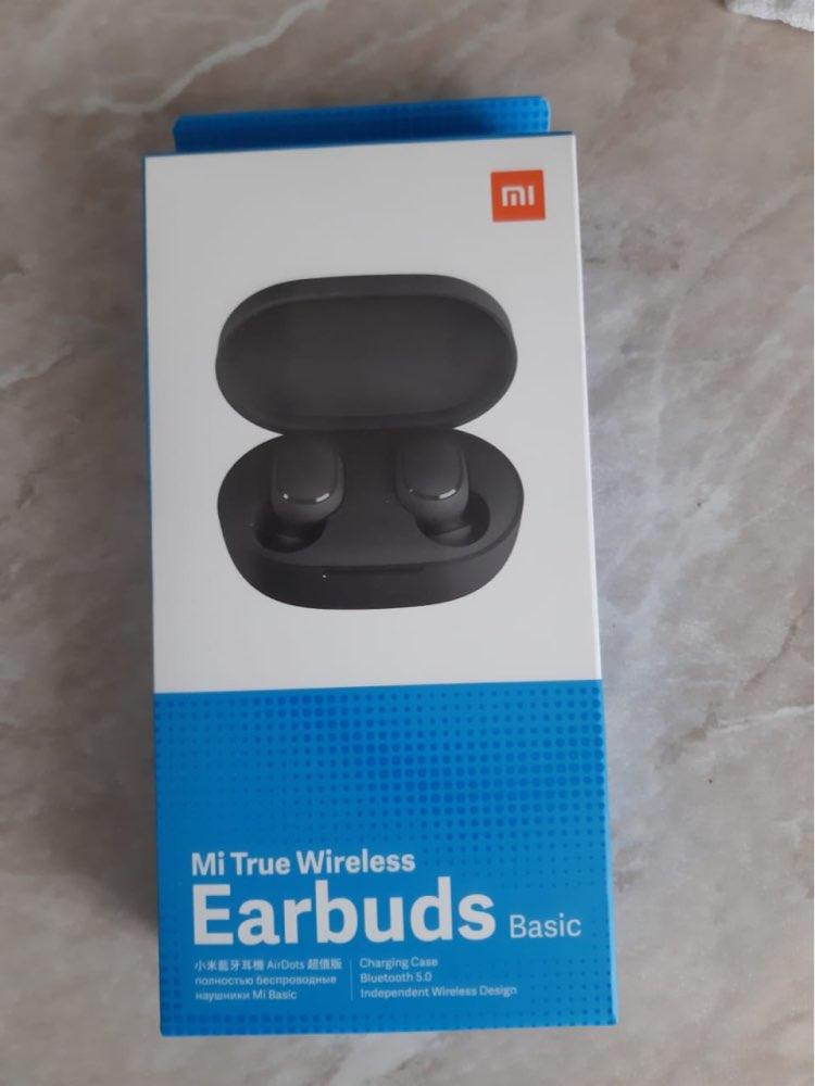 Xiaomi Mi True Wireless Earbuds Basic Bluetooth 5,0 stereo headphones wireless-in Earphones & Headphones from Consumer Electronics on Aliexpress.com | Alibaba Group