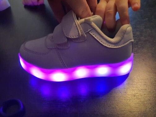 -- Carregamento Sapatos Meninas