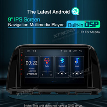 Radio-Player Android 10.0 XTRONS Canbus Multimedia Dvd-Stereo Mazda cx-5 for Dsp Car
