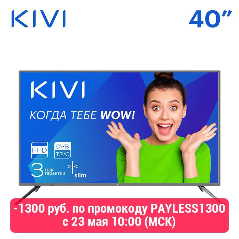TV Kivi 40 40f500gr full HD DVB DVB-T DVB-T2 40inchtv