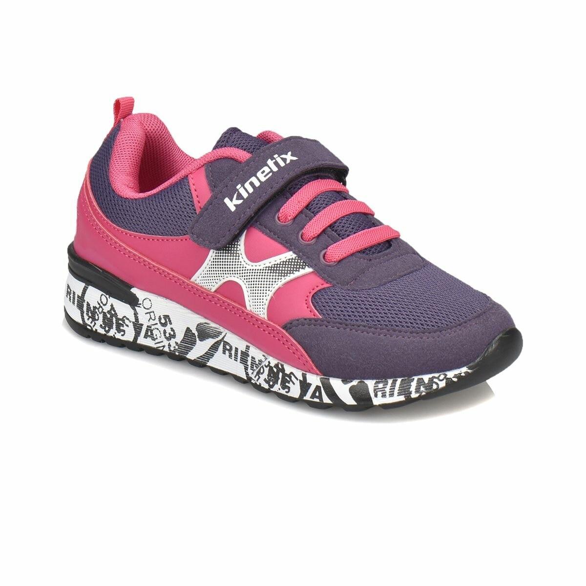 FLO NEVA Purple Male Child Sneaker Shoes KINETIX