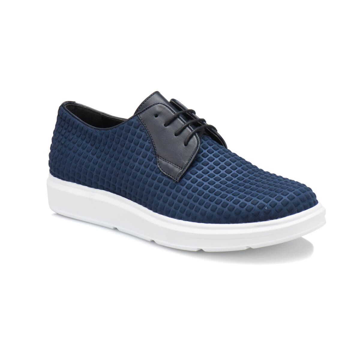 FLO 65300 M 6685 Navy Blue Men 'S Modern Shoes JJ-Stiller