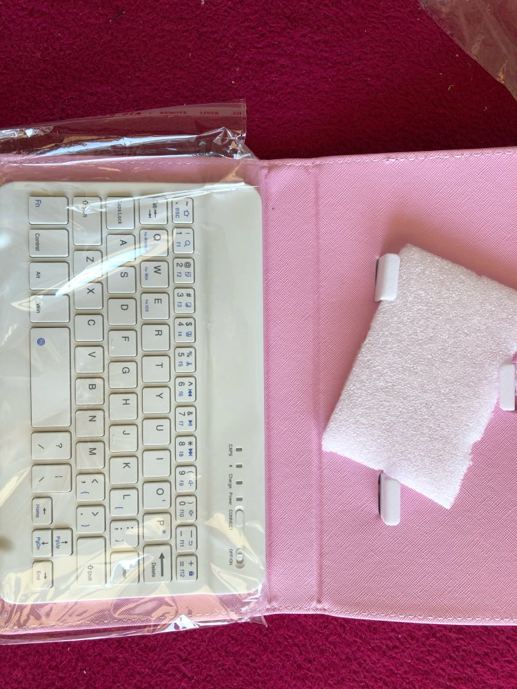 Huistech™ Draadloos Bluetooth-toetsenbord - Nieuw 2020 photo review