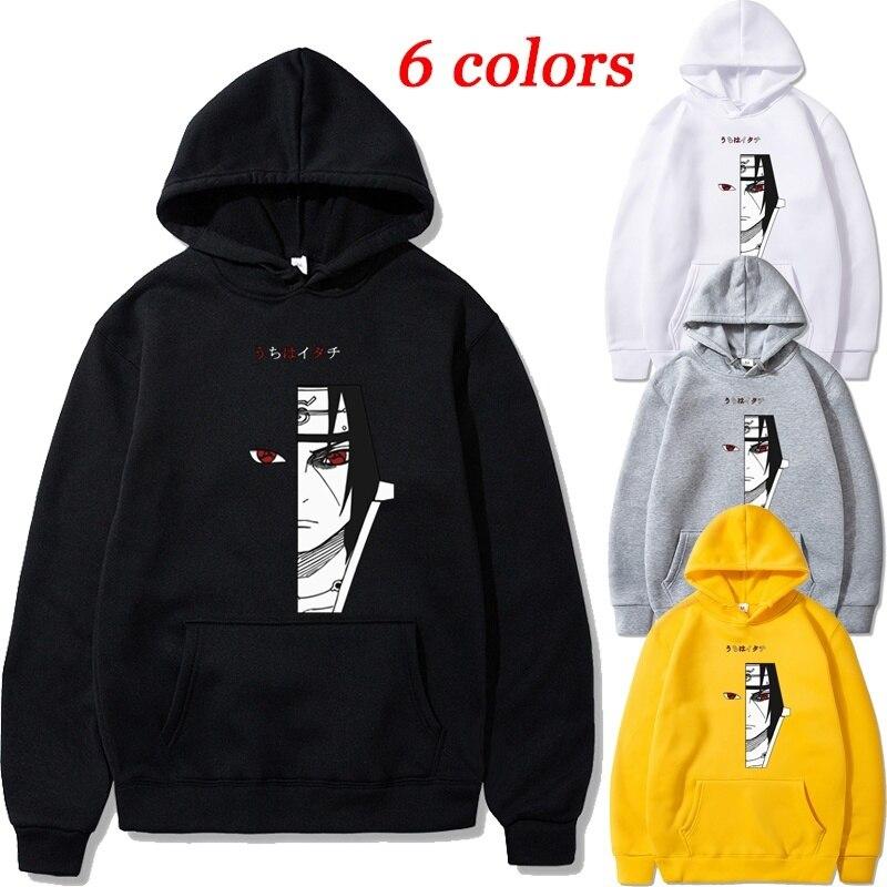 Naruto Uchiha Itachi Pullover Hoodie Men/women Anime Hoodies