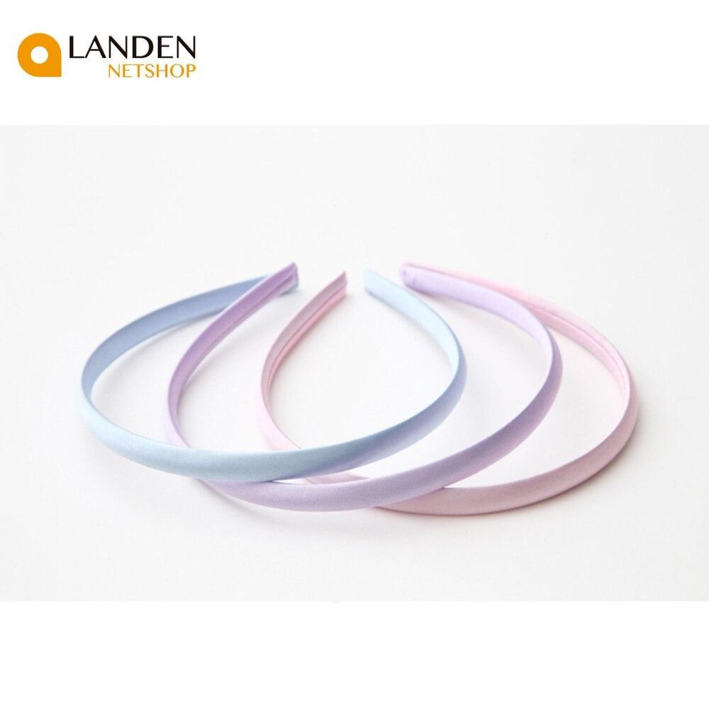 1 Cm Poliéster Banda De Satén Paño Plástico Diadema Sombreros Material De Bricolaje Producto Semiacabado
