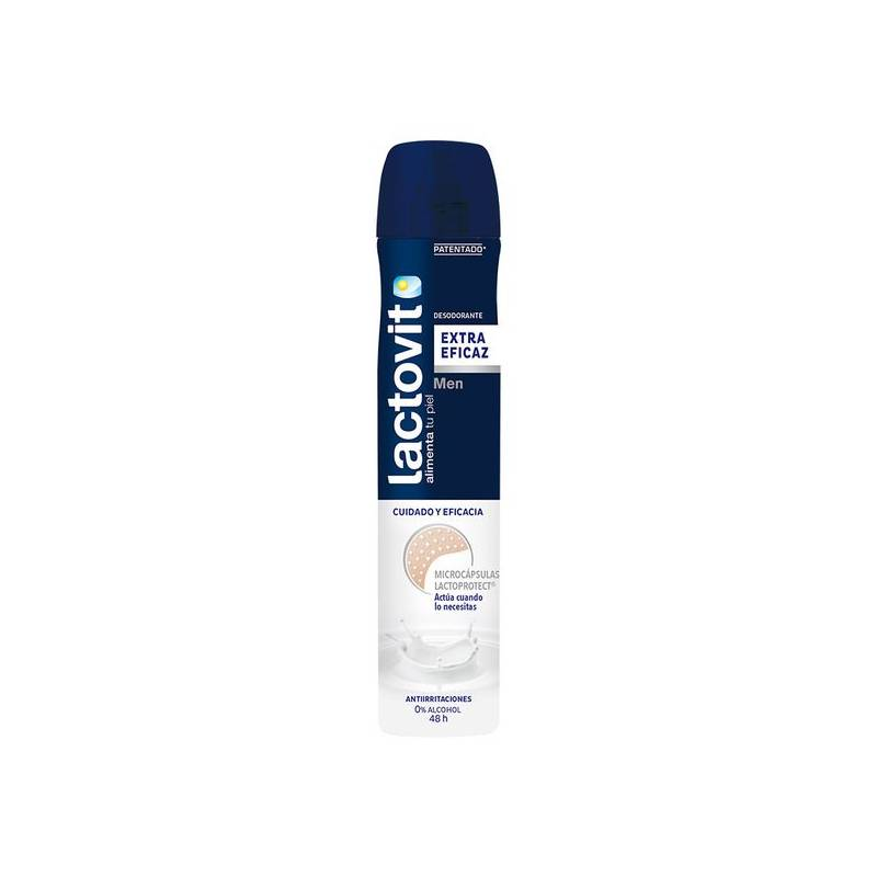 Deodorant Spray For Men Lactovit (200 Ml)