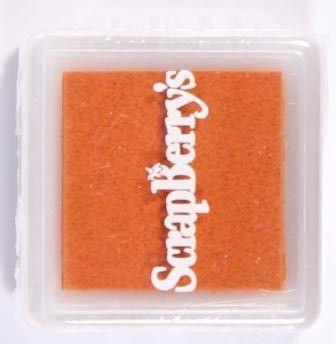 Pigment Ink 2,5x2,5 Cm SCB (21010007 Orange)