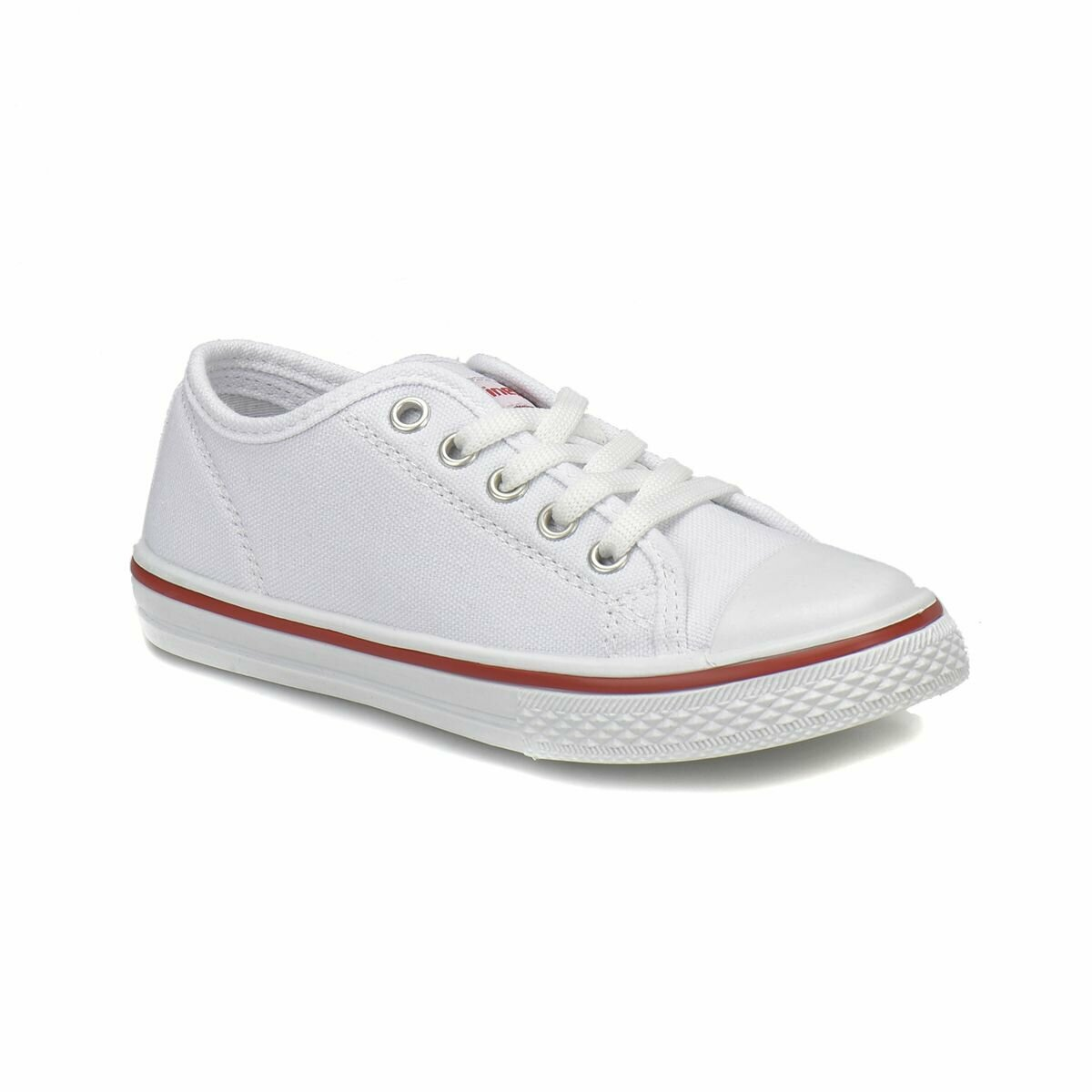FLO BENY White Male Child Sneaker Shoes KINETIX