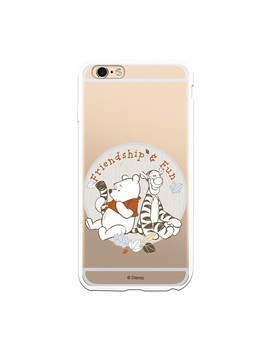 Official Disney characters Friendship & Fun iPhone 6 Plus case-Winnie The Pooh